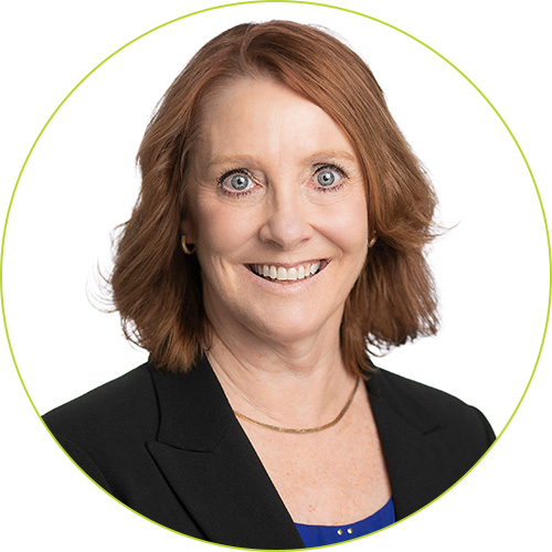 Connie Marzin EVP Operations First Heritage Mortgage