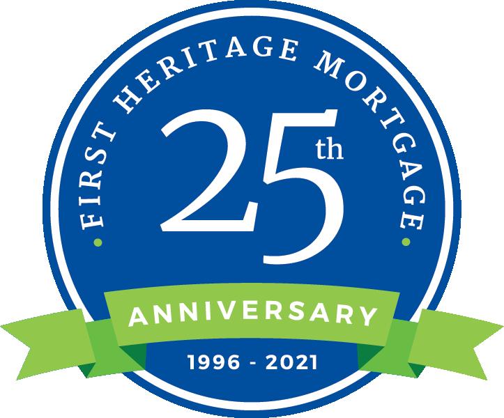 FHM 25 Year Logo